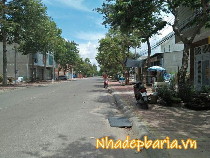 Đất mặ tiền Lê Long Vân khu Gò Cát Bà Rịa bán