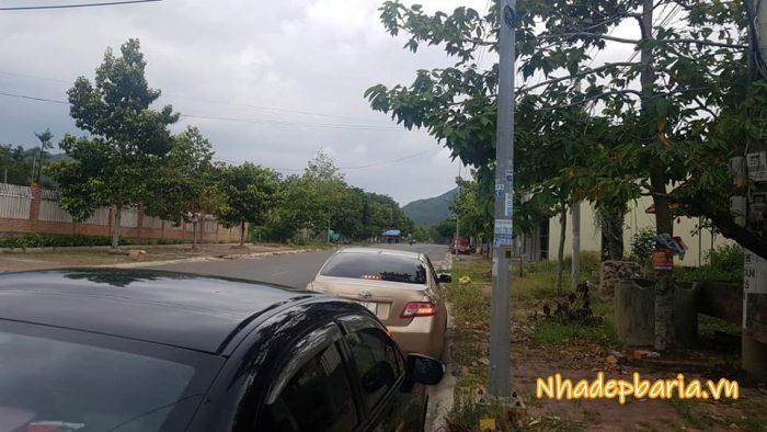 Đất mặt tiền thị trấn Long Hải 109 m2 cần bán