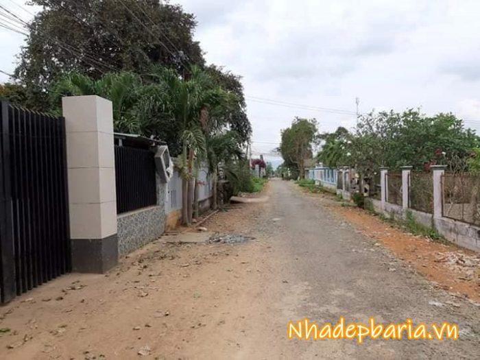 Nhà và đất đường 19 xã suối nghệ huyện châu đức tỉnh bà rịa vũng tàu