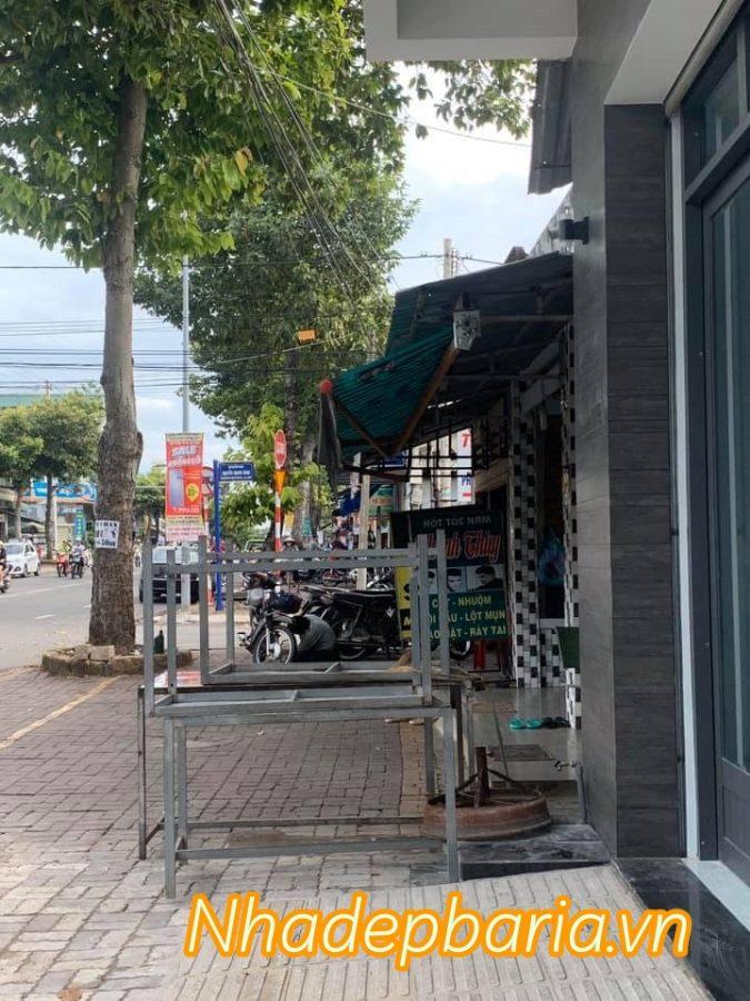 Nhà mới xây chưa ở tại phường long toàn thành phố bà rịa cần bán